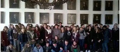 Un 9 ème échange avec un lycée allemand